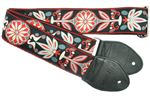 "Souldier 2"" Seatblet Guitar Strap Daisy Gray"