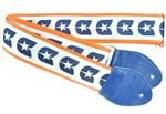 "Souldier 2"" Seatbelt Guitar Strap All Star"