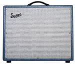 Supro Rhythm Master Electric Guitar Amplifier Combo 1x15 60 Watts