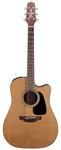 Takamine P1DC Dreadnought Acoustic Electric Guitar with Case