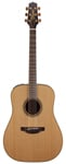 Takamine P3D Dreadnought Acoustic Electric Guitar with Case