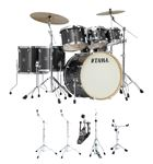 Tama Superstar Classic CK72KS 7 Piece With Hdw Midnight Gold Sparkle
