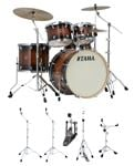 Tama Superstar Classic CL52KS 5 Piece With Hardware Mahogany Burst