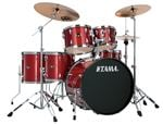 Tama Imperialstar 6 Piece Ready to Rock Drum Set with Meinl Cymbals