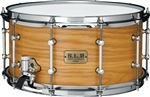 Tama LBO147 SLP Backbeat Bubinga Birch Snare Drum Matte Tan Oak