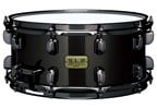 Tama LBR1465 SLP Black Brass Snare Drum With Black Nickel Hardware