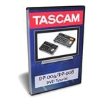 Tascam DP-0048DVD DP-004 and DP-008 Tutorial DVD