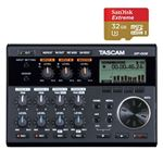 Tascam DP-006 6 Track Digital Pocketstudio With 32Gb SD Micro Promo