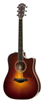 Taylor 710CE Cutaway Acoustic Electric Guitar with Case