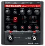 TC Helicon Harmony G XT Vocal Effects Processor Pedal