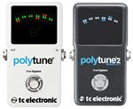 TC Electronic Polytune 2 Polyphonic Tuner Pedal