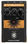 TC Helicon VoiceTone E1 Delay Vocal Effects Pedal
