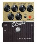Tech 21 SansAmp Character Series Blonde V2 Distortion Pedal