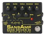 Tech 21 SansAmp BSDR V2 Bass Driver DI