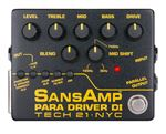 Tech 21 SansAmp Para Driver DI V2 Active Direct Box