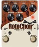 Tech 21 Roto Choir SansAmp Rotary Speaker Emulator Pedal