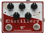 Tone Concepts The Distillery Guitar Preamp Boost Pedal