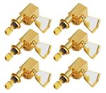 Tronical 3x3 Electric Guitar Tulip Tuners - Gold