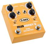 T Rex Mudhoney II Dual Channel Distortion Pedal