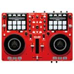 Vestax VCI380 Red 2 Channel Serato DJ Controller