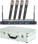 VocoPro UHF5800 Wireless Handheld Mic System w/Case