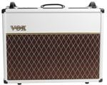Vox AC30 Electric Guitar Amplifier Combo 30 Watts Limited White Bronco