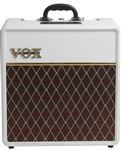 Vox AC4 Electric Guitar Amplifier Combo 4 Watts Limited White Bronco
