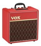 Vox AC4 Limited Edition Classic Red Guitar Combo Amplifier