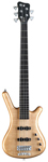 Warwick Rockbass Corvette Premium 5 String Bass Natural
