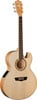 Washburn EA40SCE Cumberland Series Acoustic Electric Guitar