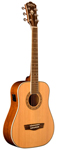 Washburn WDM10SE Heritage Series Dreadnought Guitar