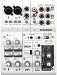 Yamaha AG06 6 Channel Mixer with USB