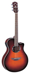 Yamaha APX500FM Thinline Acoustic Electric Guitar