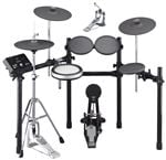 Yamaha DTX532K Electronic Drum Set with Free Pedal