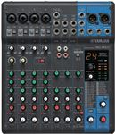 Yamaha MG10XU 10 Channel Stereo USB Mixer with Effects