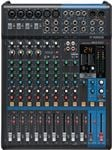 Yamaha MG12XU 12 Channel Stereo USB Mixer with Effects