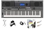Yamaha PSRE443 EPA Learn to Play Keyboard Package