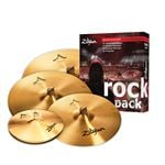 Zildjian Rock Pack A Series Cymbal Set