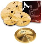 Zildjian A Custom Cymbal Set 14/16/20 391 18 Inch China 18 Crash