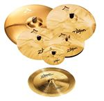 Zildjian A Custom Set 14/17/19/21 391 18 China TGIG Free 10 Splash