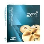 Zildjian Gen16 Digital Vault Z-Pack Volume 1 Cymbal Samples