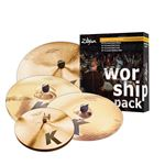 Zildjian Worship Series K Custom Cymbal Set