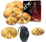 "Zildjian ZHT390 Value Added Cymbal with Free 16"" China 18"" EFX and Bag"