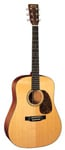 Martin D16GT Acoustic Guitar Natural with Case Natural with Case