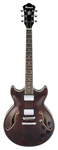 Ibanez Artcore AM73 Semi Hollow Body Trans Brown