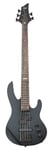 ESP LTD B55 5 String Electric Bass Guitar Black