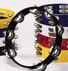Rhythm Tech TC4010 True Colors Tambourine