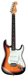 Fender American Deluxe Strat Electric Guitar with Case