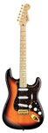 Fender Deluxe Players Strat Maple Fingerboard with Gig Bag