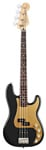 Fender Deluxe Active P Bass Special Black with Gig Bag